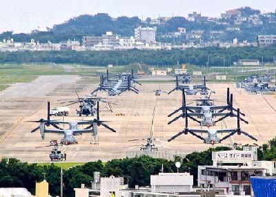 沖縄日本復帰48年いつまで続く基地負担